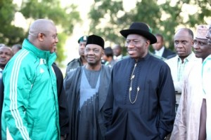 Jonathan Orders Reinstatement Of Keshi As Super Eagles Coach