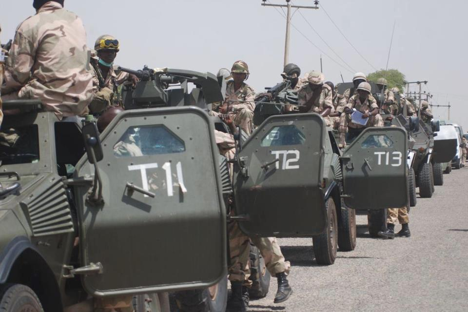 Military Deploys Fighter Jets, Attack Helicopters To Liberate Gwoza