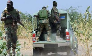[PHOTOS] Army Captures Boko Haram Commander, Rescues 178 Captives In Borno