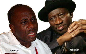 Forget Rivers state, PDP can't win there, Amaechi tells Jonathan