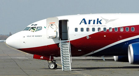 Ebola Virus: Arik Air Suspends Flights to West African Countries