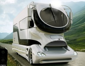 world motor home