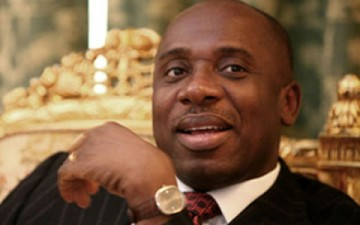 "I fell out with Patience Jonathan because I refused to share Rivers money with her"" – Amaechi"