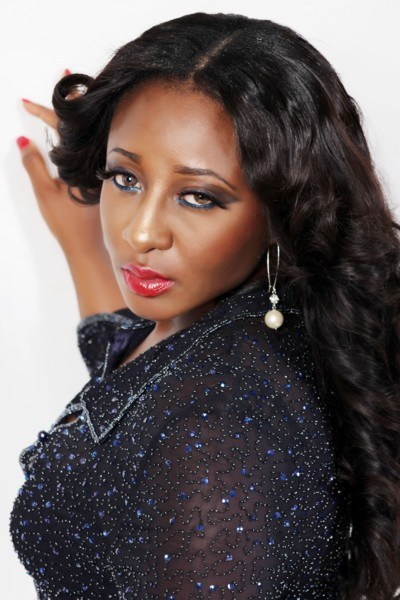 Ini Edo Acquires Brand New 2014 G-Wagon Worth N38m {LOOK}
