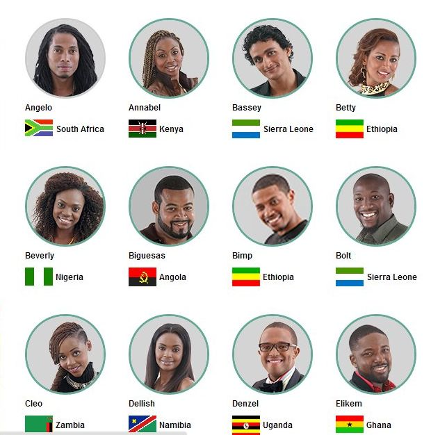 big brother africa contestants 2013 Archives - LATEST NIGERIAN NEWS
