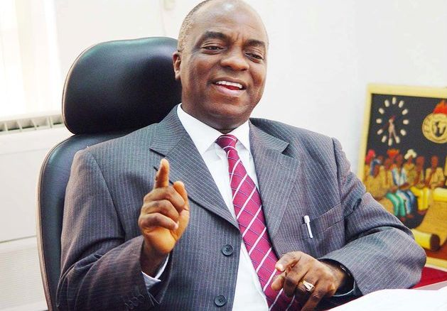 "pastor gideon oyedepo - ""I Now Cart My Tithe To God In Trailer Loads"" – Bishop Oyedepo"
