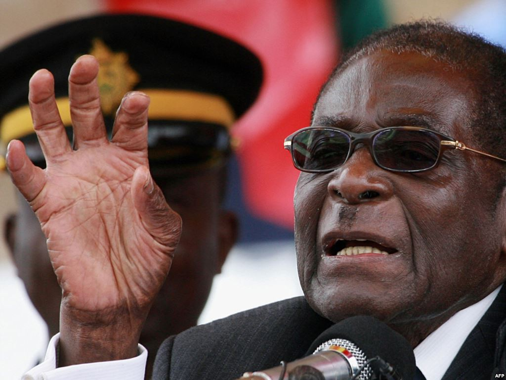 Mugabe Orders Arrest Of Zimbabwean Olympic Team For Not Winning Any Medal