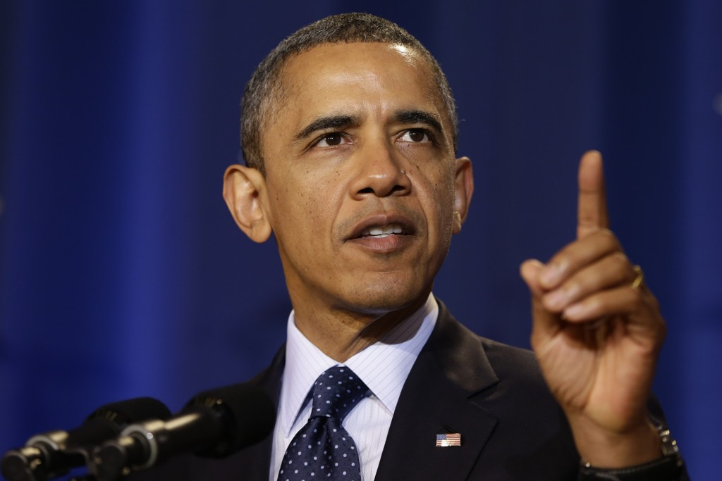 Obama Condemns African leaders Who Won't Give Up Power