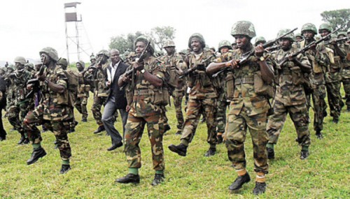Boko Haram attack about 850 soldiers in Kogi