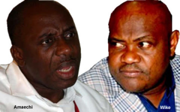I Have Your Four Years Record, Amaechi Dares Wike On Probe