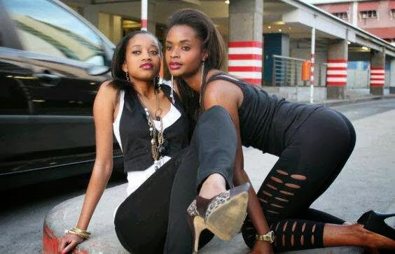 BBA The Chase Winner Dillish And Friend Maria Hosted By Gov. Adams
