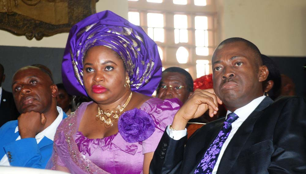 Ex-Gov Chime's Wife Seeks Child Custody, N500k Child Support As He Files For Divorce
