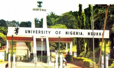 [SHOCKING] UNN Lecturer Commits Suicide