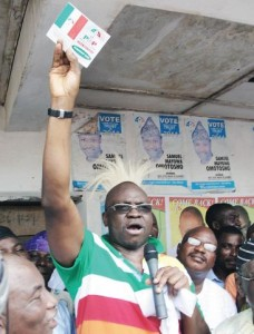 I Was Once A Danfo Driver  – Governor Fayose