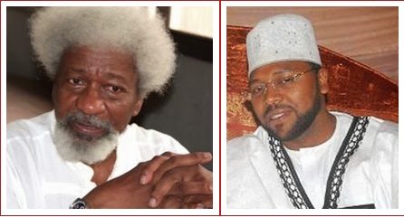 [OPINION] Dictator Son to 'Wole Soyinka: A Daredevil Absurdity!