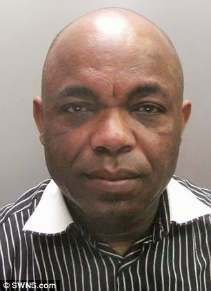 Nigerian conman jailed for duping 81yr old pensioner in the UK