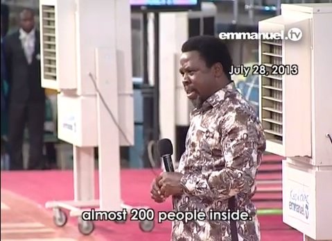 [EXCLUSIVE VIDEO] How T.B. Joshua Made Malaysian Airlines Plane Crash Prophecy