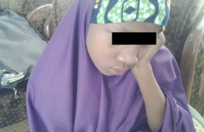 14 Year Old Nigerian Girl Who Killed Her Husband May Face Death Penalty