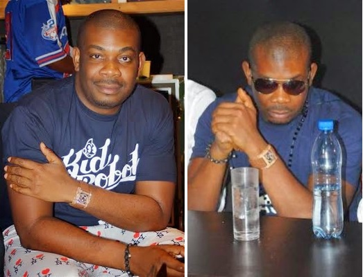 [PHOTOS] Don Jazzy Flaunts His N20m De Grisogono Luxury Watch