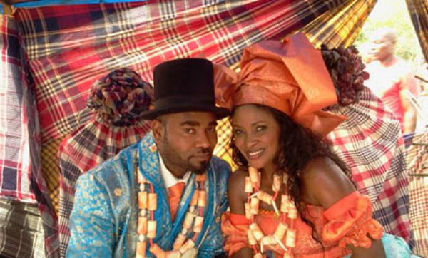 Singer Muma Gee and husband Prince Eke welcome twins