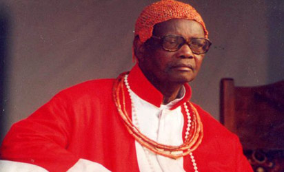 Seven Things You Didn't Know About Late Oba Of Benin, Omo n'Oba n'Edo Uku Akpolokpolo