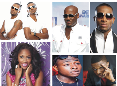 Image result for nigerian musicians rich list