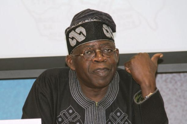 Tinubu – I Will Go Through The Front Door If I Want To Be President Of Nigeria