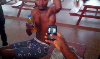 Man caught with explosive substances in OAU