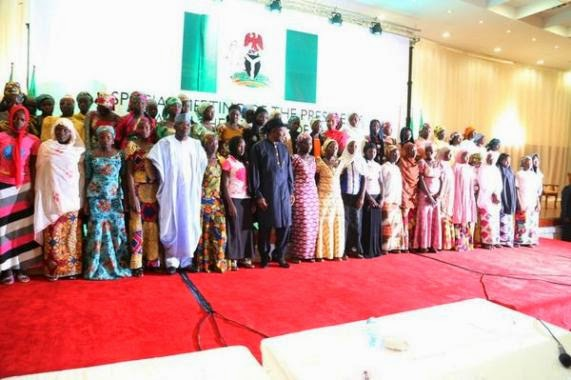 [EXPOSED] How Presidency shared N22.4m among Chibok parents
