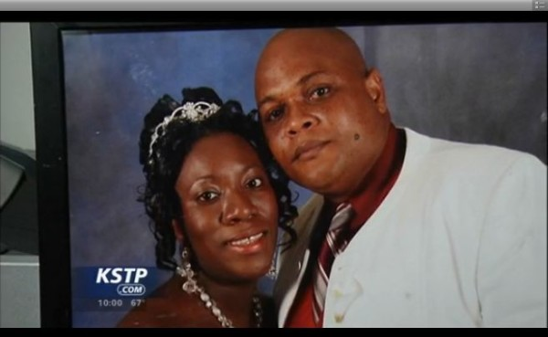 [PHOTO] See Wife Of Liberian Ebola victim Who Died In Lagos And What She has To Say