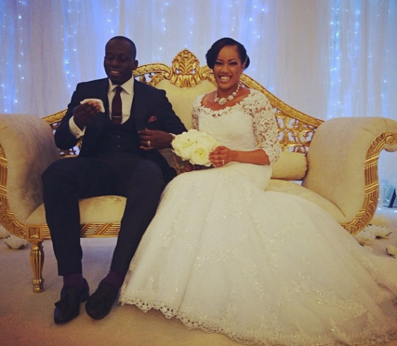 Photos From Pastor Ashimolowo's son's church wedding