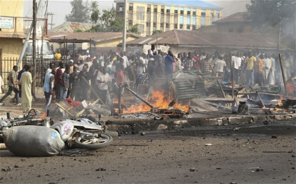 Another Explosion Rocks Kano Today