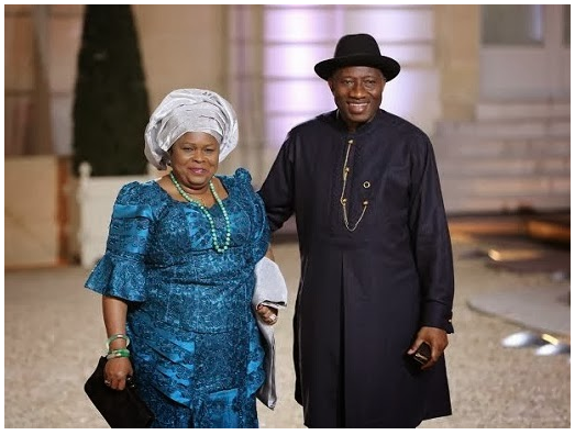Dia Ris God O! You Wouldn't Believe Why President Jonathan Dropped Patience From His Washington Trip
