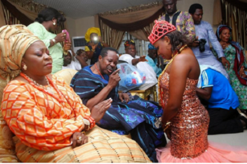 [PHOTOS] King Sunny Ade's daughter's traditional wedding