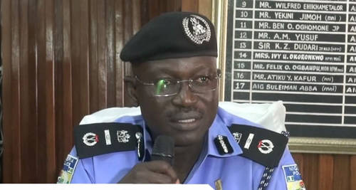 [PHOTO] Meet Nigeria's New Inspector General of Police AIG Suleiman Abba