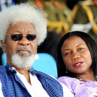 My parents didn't want me to marry Wole Soyinka'- his wife opens up