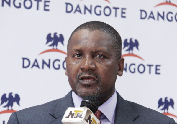 Dangote Explains Why Nigeria May Buy A Dollar At N500