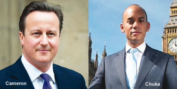 REMARKABLE: Meet The Nigerian Who May Become First Black Prime Minister Of Britain