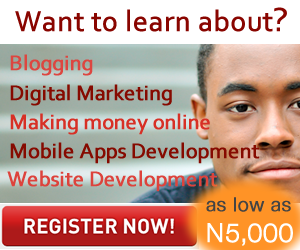 Register for Courses as low as N5,000 here
