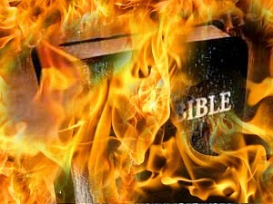 Was It Frustration? Find Out Why This Couple Burnt Their Holy Bible