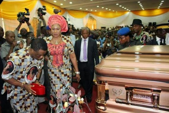 [PHOTOS] Dora Akunyili's Night of Tributes Held In Anambra