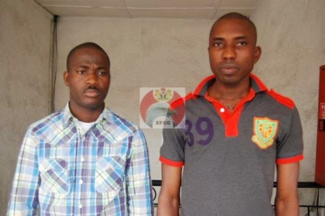 EFCC arrests two bankers for N9 million fraud
