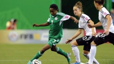 falconets vs germany