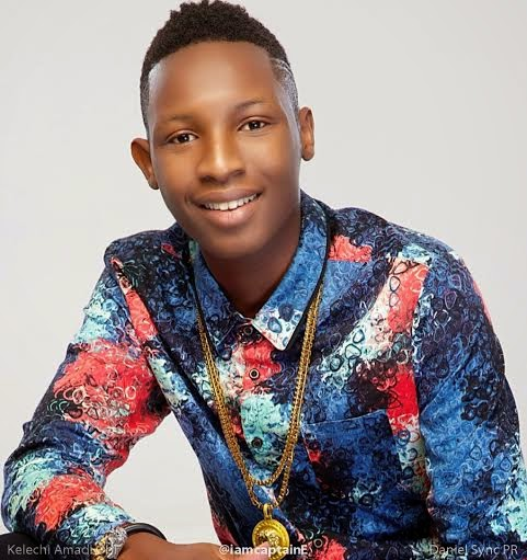 [PHOTOS] Meet Africa's youngest music producer who Is Omotola's son, CaptainE