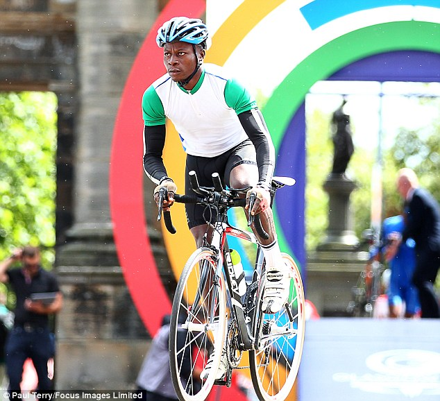Ebola Scare Hits Commonwealth Games As Sierra Leone Cyclist Falls Sick