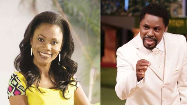 """Shocking:""""How My Interview Tapes Of T.B Joshua Disappeared""""-Funmi Iyanda"""