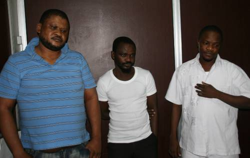 EFCC Arrest Three Scammers for Attempted Hacking