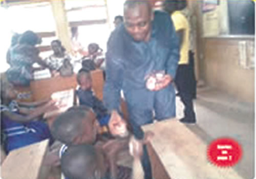 [SHOCKING] I want to be an armed robber in future says 3 year old boy