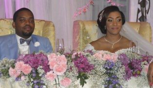 Official Photos from Florence Ita Giwa's daughter's wedding {LOOK}
