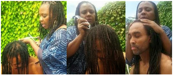 Project Fame Judge, Ade Bantu Finally Shaves His Dreadlocks After 23 Years! See How He Looks Now